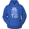You Know You're a Nurse Hoodie & Long Sleeve Shirt