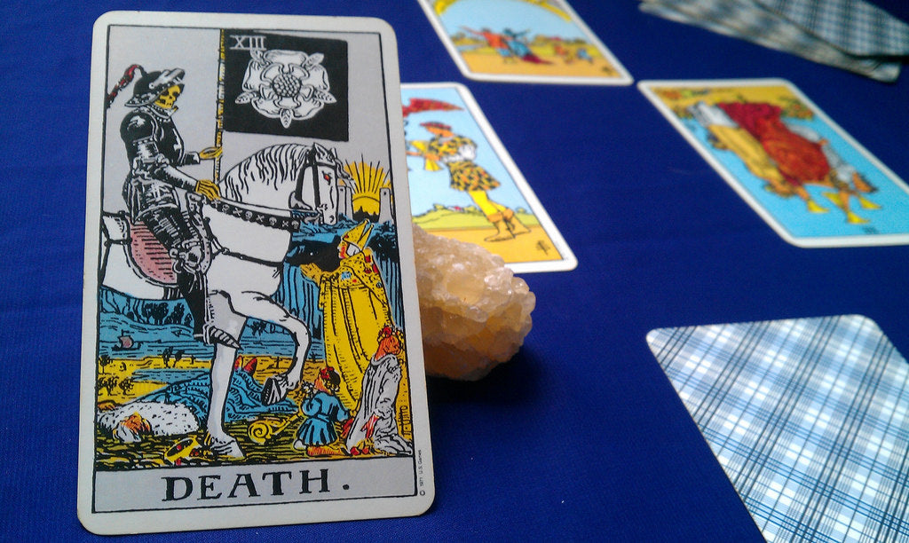 Five Misconceptions about Tarot