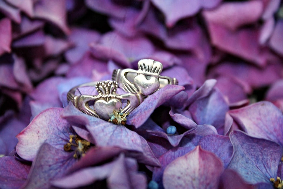Claddagh Rings and Romantic Jewelry