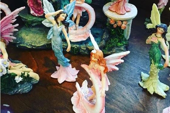 Product Spotlight: Fairy Statues