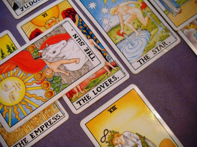 A Look at the Rider-Waite-Smith Tarot