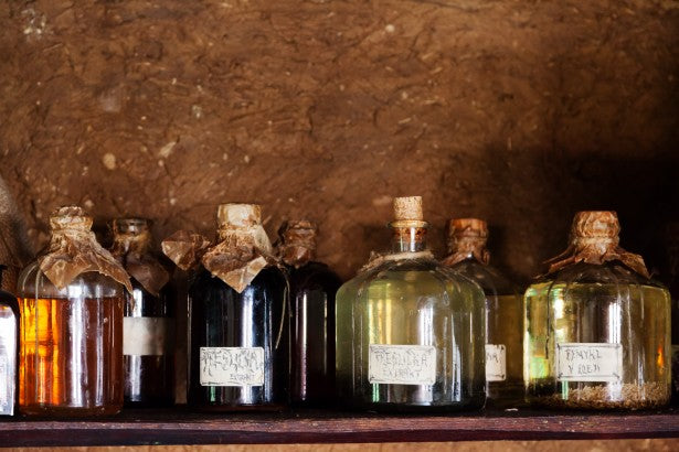 Introduction to Potion Making