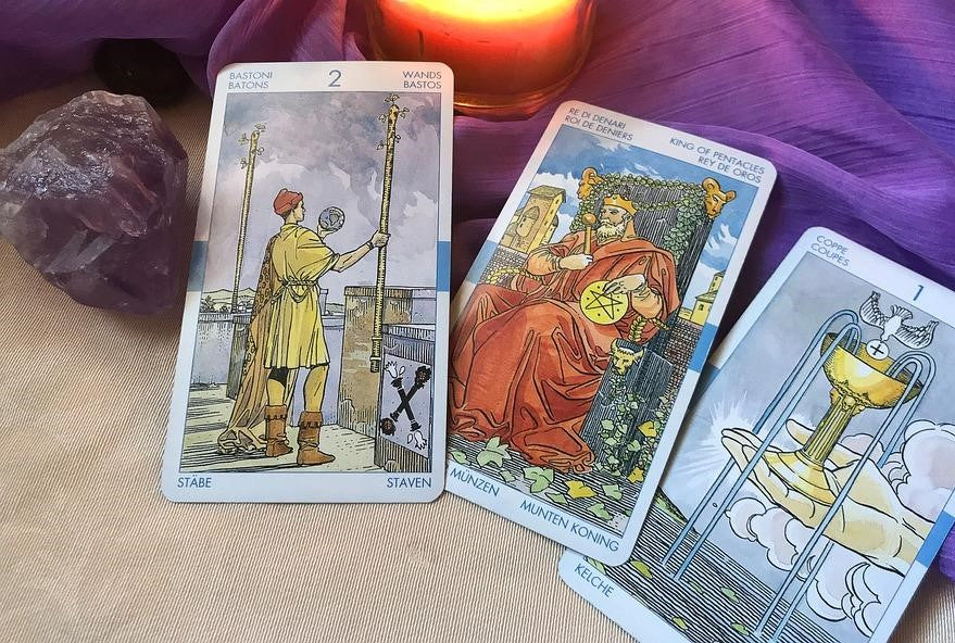 Introduction to Tarot Spreads