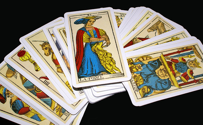 Introduction to Tarot & Oracle