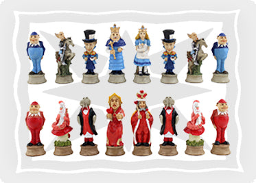 Chess Pieces & Boards