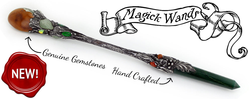 One-of-a-kind Wands