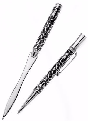 Celtic Birds Pens -- DragonSpace