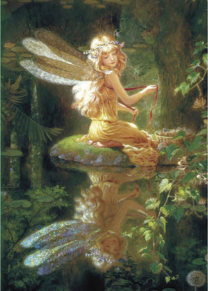 Faery Reflection Card