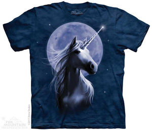 Starlight Unicorn T-Shirt -- DragonSpace