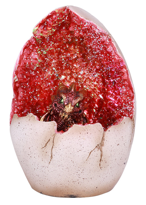 Geode Dragon LED Egg Hatchling