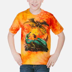 The Duel T-Shirt -- DragonSpace