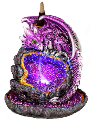Dragon LED Backflow Incense Holder
