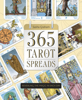 365 Tarot Spreads -- DragonSpace