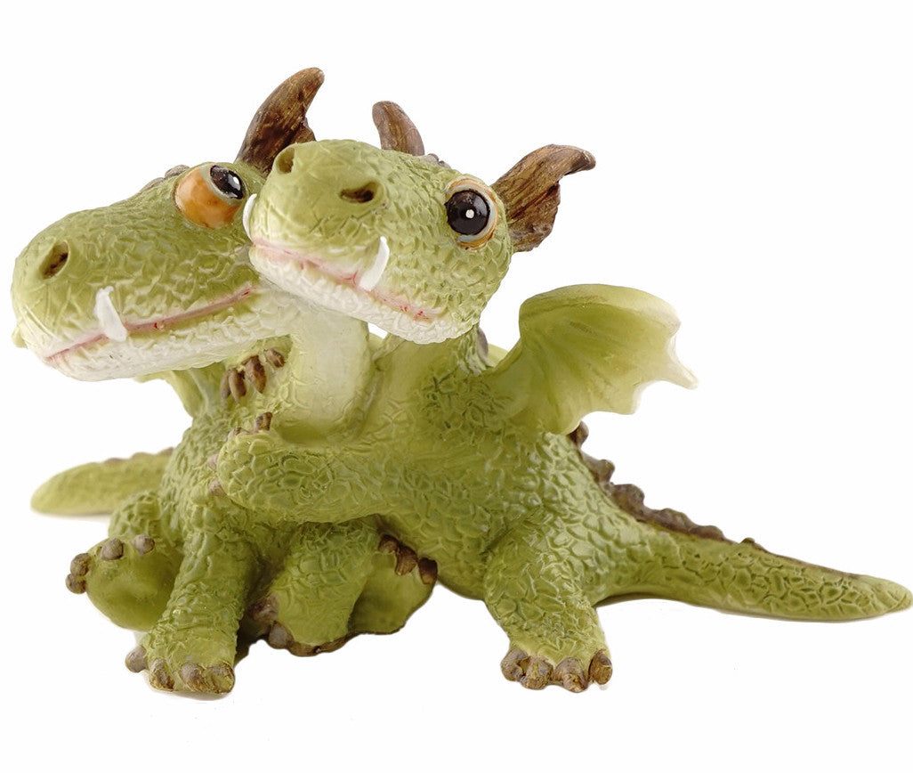 Mini Dragons Hugging