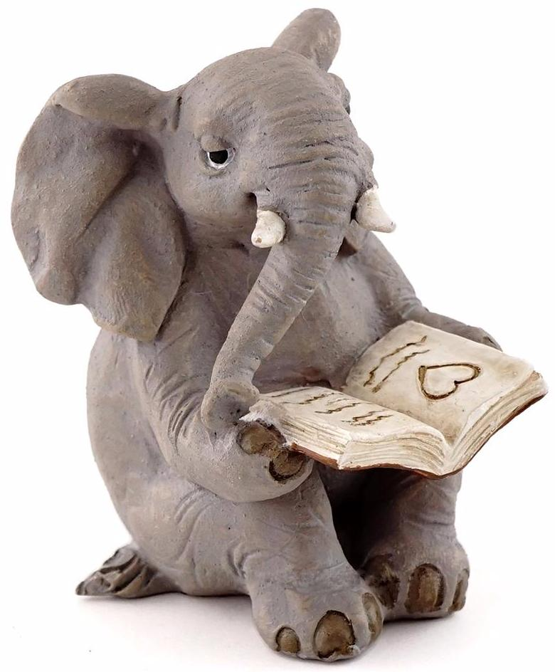 Elephant Reading Book -- DragonSpace