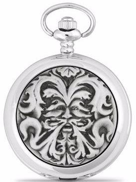 Greenman Pocket Watch -- DragonSpace