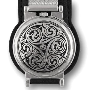 Triple Swirl Journeyman Watch