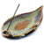 Desert Sage Leaf Incense Holder