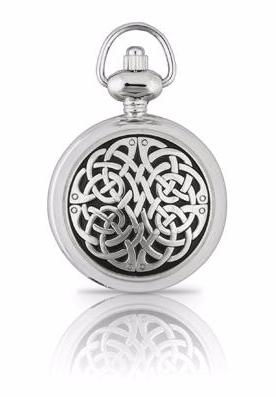Neverending Knot Pendant Watch