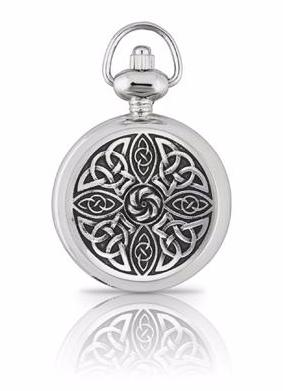 Celtic Knot Pendant Watch -- DragonSpace