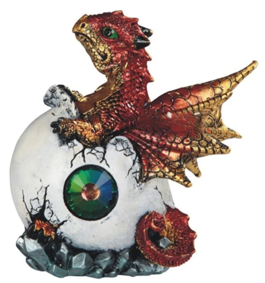 Red Crystal Dragon Hatchling