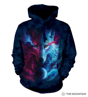 Where Light & Dark Meet Hoodie