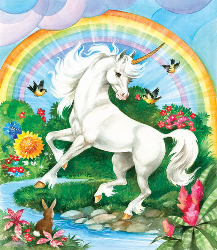 Unicorn Puzzle (200 pieces)