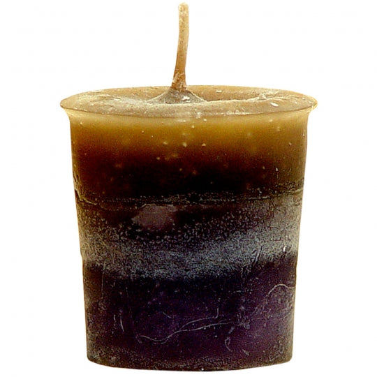 Patchouli and Nag Champa Votive Candle
