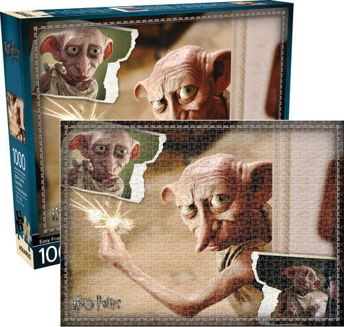 Harry Potter Dobby Puzzle (1000 pieces)
