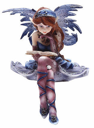 Sitter Fairy Reading -- DragonSpace