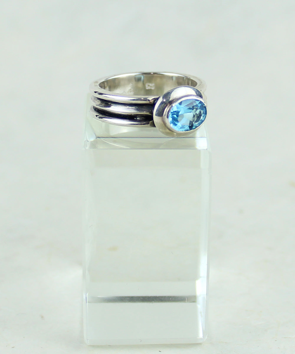 Blue Topaz Ring (8)
