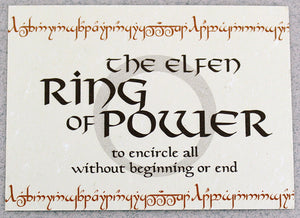 Elven Ring of Power