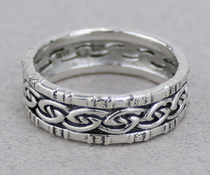 Celtic Band Ring -- DragonSpace