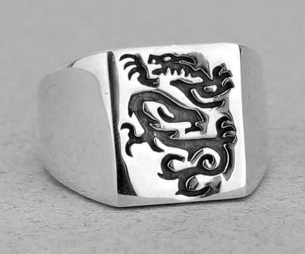Dragon Insignia Ring