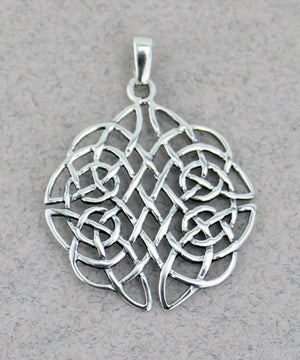 Celtic Knot Pendant -- DragonSpace