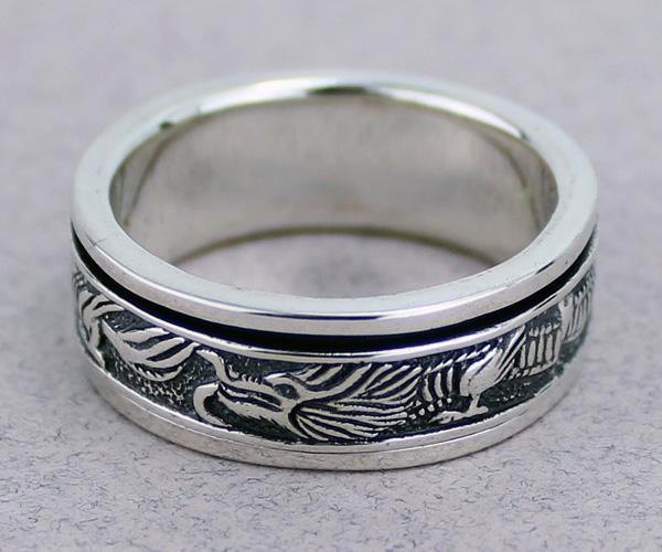 Dragon Spinner Ring