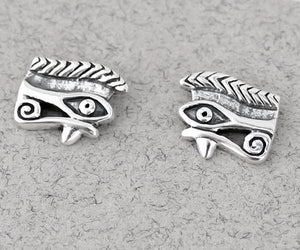 Eye of Horus Studs -- DragonSpace