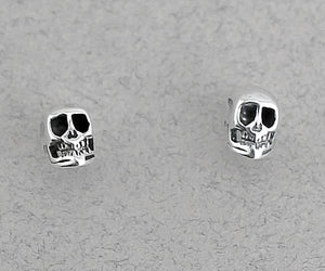 Skull Studs -- DragonSpace