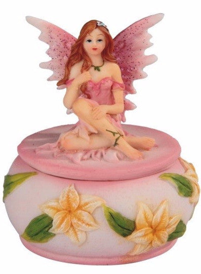 Fairy Trinket Box