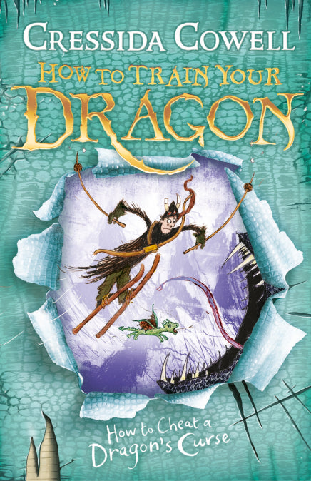 How to Train Your Dragon: Book 4