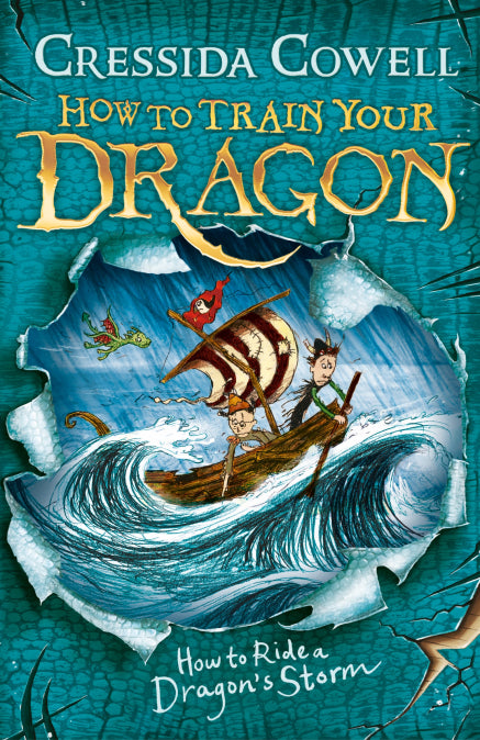 How to Train Your Dragon: Book 7