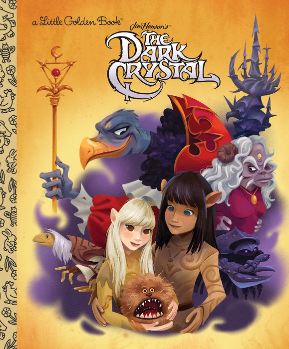 A Little Golden Book: The Dark Crystal