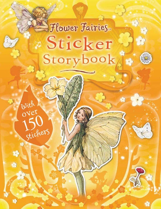 Flower Fairies Sticker Storybook -- DragonSpace