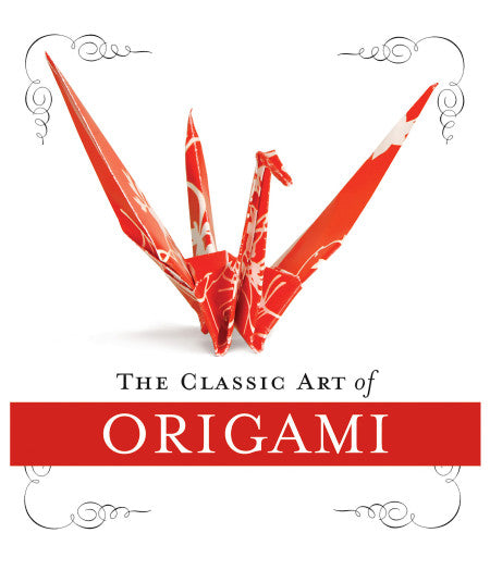 Classic Art of Origami Kit -- DragonSpace