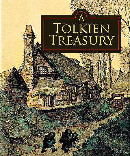 A Tolkien Treasury -- DragonSpace