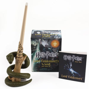 Harry Potter: Voldemort's Wand with Sticker Kit