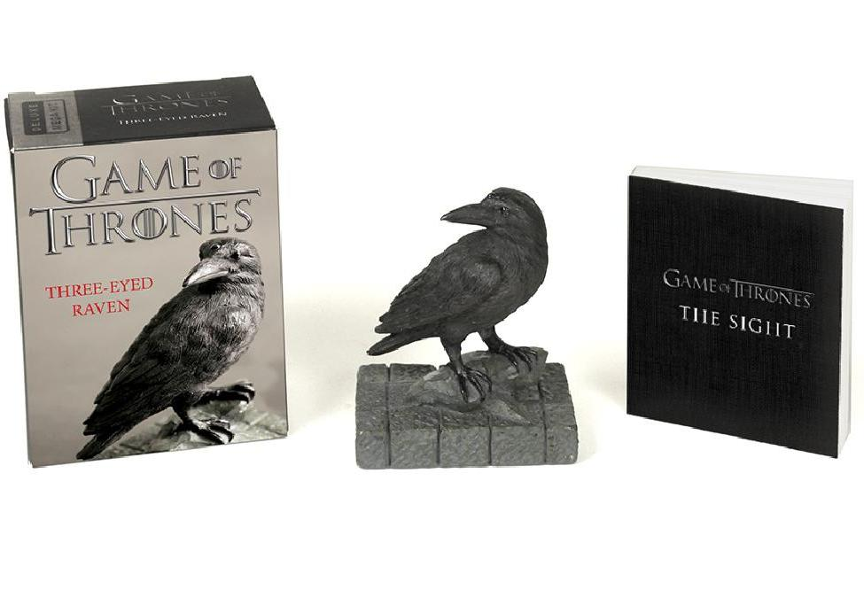Game of Thrones: Three-Eyed Raven