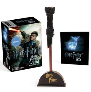 Harry Potter: Wizard's Wand with Sticker Book