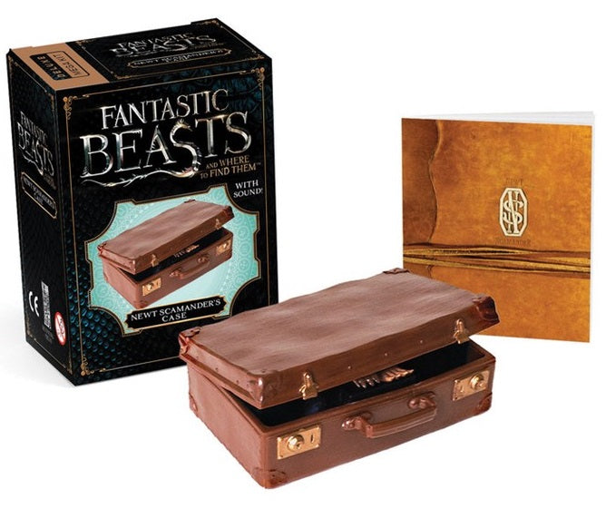 Fantastic Beasts & Where to Find Them: Newt Scamander's Case