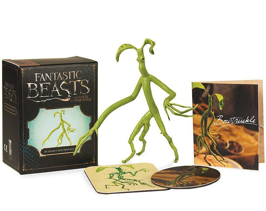 Fantastic Beasts & Where to Find Them: Bendable Bowtruckle -- DragonSpace
